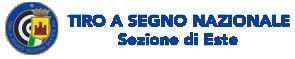 Tiro a Segno Nazionale Este Logo